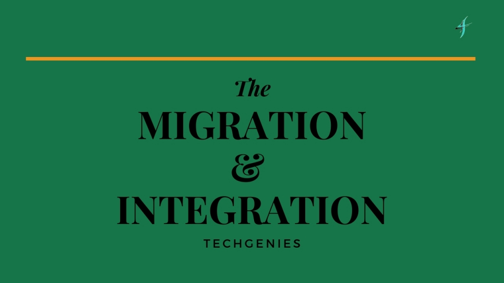 Conquer Software Migration and Integration to Keep Your Technology Updated