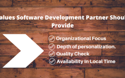 The Key-Value Adds Your Software Development Partner Should Provide