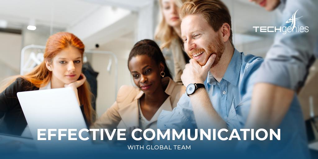 Effective Communication in Global or Dispersed Teams