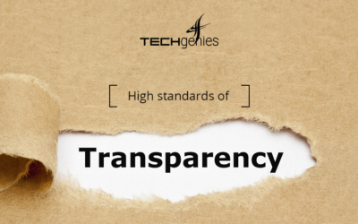 What a company needs for top-notch transparency standards