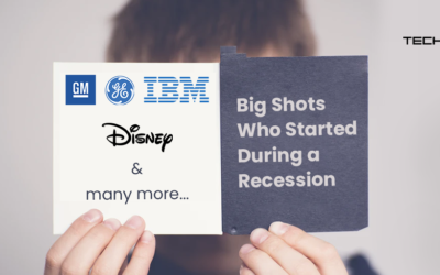 10 Industry Giants Who Launched in a Recession