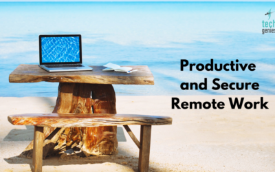 Ensuring Remote Work Remains Productive and Secure