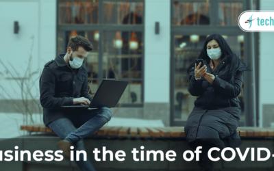 Business in coronavirus pandemic