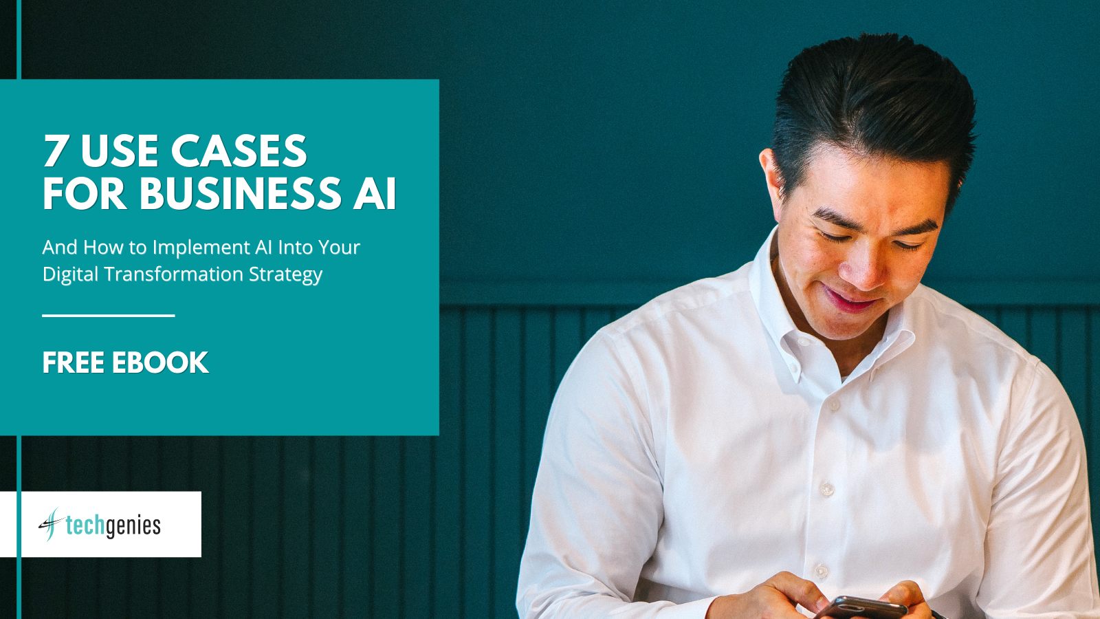 AI digital transformation strategy 7 Use Cases for Business thumbnail