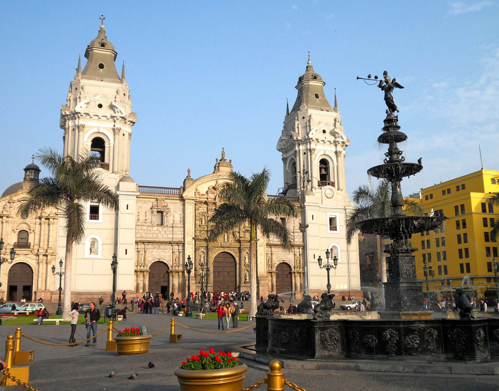 Cathedral-of-Lima