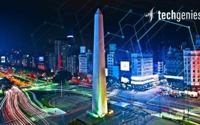TechGenies, Empresa Global de Tecnología, se expande y llega a la Argentina